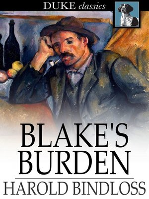 cover image of Blake's Burden